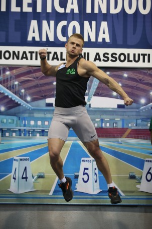 Campionati Italiani Assoluti indoor