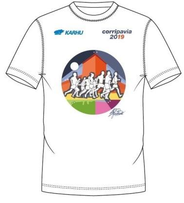 Presentata questa mattina la t-shirt ufficiale